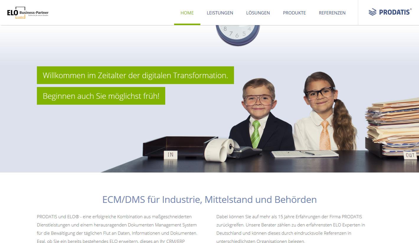 ECM / DMS Archivierung
