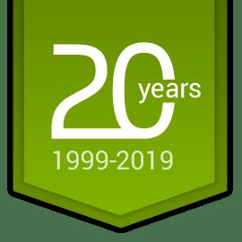 20 years PRODATIS