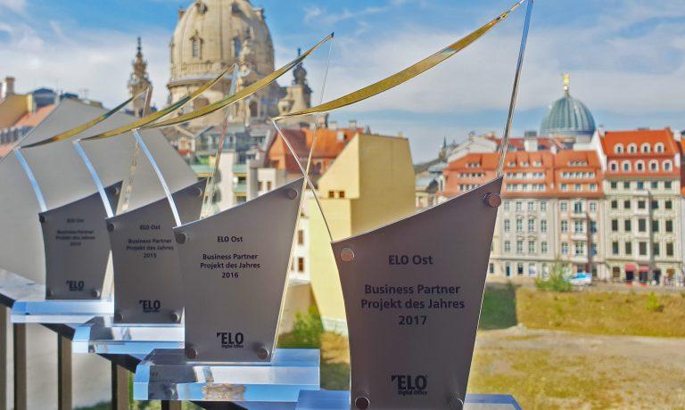 ELO ECM - Business Partner Projekt des Jahres 2017